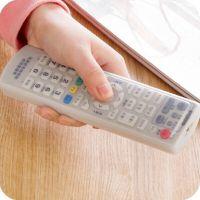 家居遥控器套电视机遥控器套硅胶保护套遥控器收纳外壳