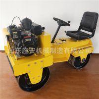 济宁出售路面压路机 二手路面拖拉机 中小型路面压实机批发