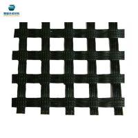 玻璃纤维土工格栅 100KN三经三纬双向自粘式玻纤土工格栅