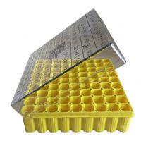 凍存盒 聚碳酸酯 9*9 81格 PC材質 廠家直銷