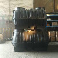 【华社】厂家直销景区3立方化粪池直销 3吨PE加厚环保污水处理设备