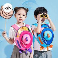 uek儿童书包幼儿园书包男女宝宝可爱小书包1-3周岁卡通双肩包