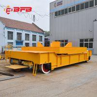 工业重型电动平车 搬运检测模具轨道过跨车 液压平板装配车可定制