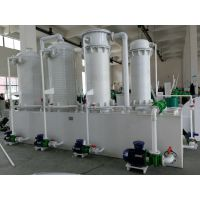 一力牌WWQX-IV-280尾气吸收(HCL)成套装置