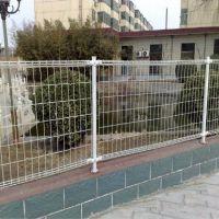 特供 防护网 双边丝护栏网 高速公路围栏网 绿色浸塑钢丝网