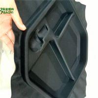 厂家订购环保新材料包装雕刻EVA内衬彩色防静电阻燃防震产品