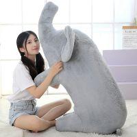 新款向往的生活同款大象 熊猫沙发毛绒玩具布娃娃玩偶