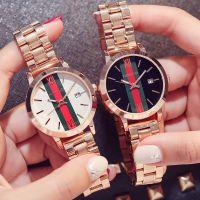 女士手表批发钢带手表女韩版装饰时装表防水日历个性女表厂家直销