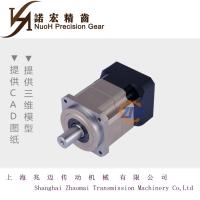 上海兆迈(台湾诺宏精齿)斜齿轮精密行星减速机NB042-L2-50-S2-P2造船行业专用行星减速器