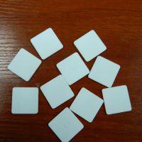 供应TO-220导热陶瓷片 氧化铝陶瓷绝缘垫片 96陶瓷基片