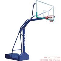 篮球架什么牌子好,广东给力体育器材品牌好质量有保障