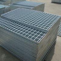 福建钢格板厂家 停车场防滑楼梯踏步板 平台钢格栅板