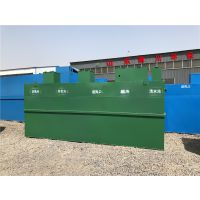 山东mbr一体化污水处理设备概述