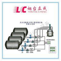 液体化工自动化仪表反应釜自动配料YLJ-II-LC烟台立成