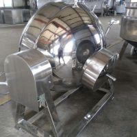 蒸汽夹层锅厂家 带搅拌电加热夹层锅价格 全优质不锈钢制作炊具