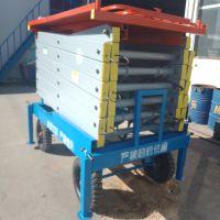 500kg升高6米8米剪式升降机价格 升降平台厂家