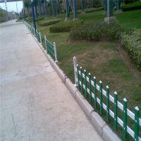 围墙栅栏效果图 砖砌栅栏式围墙 学校专用围墙栏