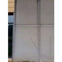 氟碳拉网铝单板-拉网板公司-勾搭式网板