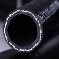 造雪高压水管 橡胶钢丝编织水管51两层 厂家批发