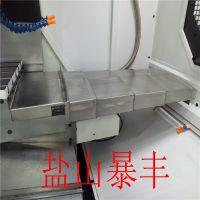德威数控VIP-850立式加工中心导轨防护罩专业生产厂家