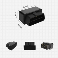 途强北斗gps定位跟踪器汽车辆载OBD追踪器微型防盗手机免安装免充电可听音