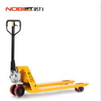 诺力(NOBLIFT) 叉车手动液压车3吨2吨2.5吨搬运车地牛油压拖板车 重型DF 3.0吨/叉宽