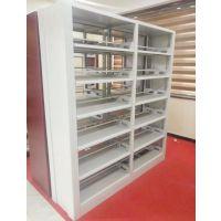 钢制图书馆书架A黑山钢制图书馆书架厂家直销
