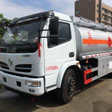 东风8吨加油车 油罐车 厂家直销 公告容积8.72