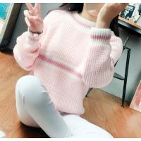 厂家特价纯棉长袖 时尚女装毛衣 便宜女士毛衣低价摆地摊货源供应2018服装批发
