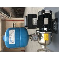 南方变频增压泵CHL2/4/8全自动不锈钢恒压供水系统酒店别墅增压泵