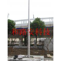 深圳单位不锈钢旗杆规格,深圳车站标志旗杆价格,深圳生活小区旗杆生产厂家