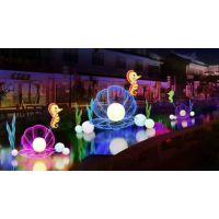 景区灯光节设计方案出租 灯海制作程序租赁