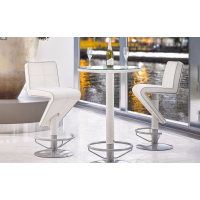 BOXMARK户外家具休闲椅意大利进口皮革沙发