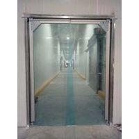 冷库冷链冷藏行业PVC自由门平开门