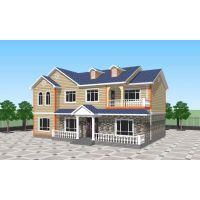 可装配式房屋轻钢别墅
