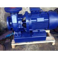 卓全ISG80-100管道泵价格不锈钢管道泵