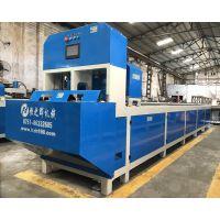 厂家供应角铁数控冲剪机 p-100钢结构管材全自动冲孔机 建筑钢构