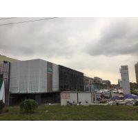供应德普龙品牌新能源外墙铝板/铝格栅方通幕墙