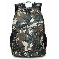 厂家定做迷彩双肩背包 休闲背包 商务背包 电脑包 可加logo