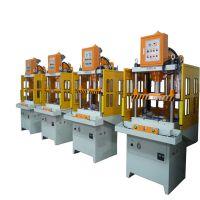 现货供应小型四柱液压机 非标生产30吨40T50t三板四柱油压机