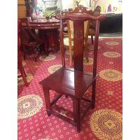 中式实木官帽椅太师椅家用客厅主人椅