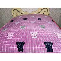 顺宇家纺 床盖批发 四季毯子 多功能被床上用品批发 时尚盖毯厂家直销