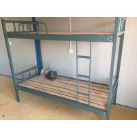 合肥市区送货 铁架床双层 工地宿舍高低床 学生上下铺床