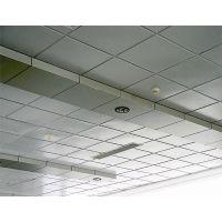岩棉玻纤吸音板具有 防火保温吸音作用