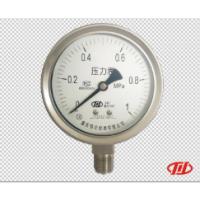 重庆川仪不锈钢耐震压力表YTHN-100/YTH-100西安办事处