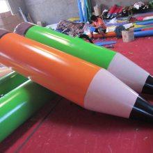 国内新款趣味运动会器材之一快乐铅笔PVC大力士团队活动拓展训练道具