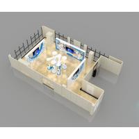 专业合肥展厅装修_党建室装修设计_企业展厅设计_合肥展览馆装修公司