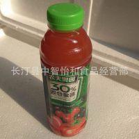 农夫果园30%混合果蔬汁饮料 500ml 无色素无防腐剂 农夫山泉出品