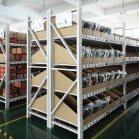 重庆渝威杰钢制重型货架仓储储物架YWJ-HJ-011横梁式高位架