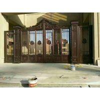合肥益创铝艺庭院门